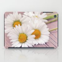 daisies iPad Cases featuring Daisies. by Mary Berg
