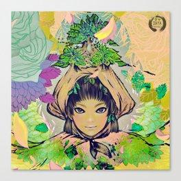 Mori no ko Canvas Print
