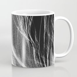 Feather Negative #3 Coffee Mug