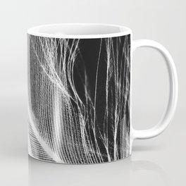 Feather Negative #3 Coffee Mug