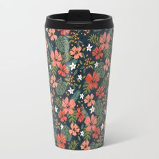 Tropic Blooms Travel Mug