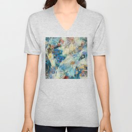 Room with a view Unisex V-Neck