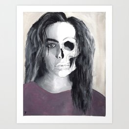 Gacela  Art Print