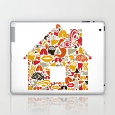 Body the house Laptop & iPad Skin