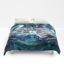 Crytalinne Equilibrium Comforters