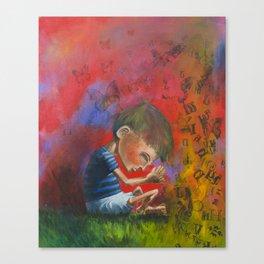 Suenos (Dreams) Canvas Print