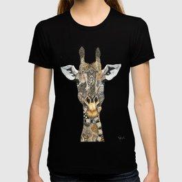 Giraffe Zentangle T-shirt