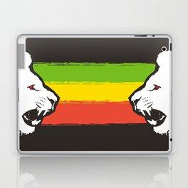 Rasta Lions (The Kingdom) Laptop & iPad Skin