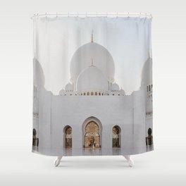 Sheikh Zayed Mosque Shower Curtain