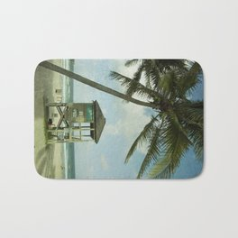 Lifeguard Shack Bath Mat