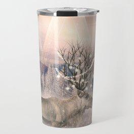 Stillness of Winter Travel Mug