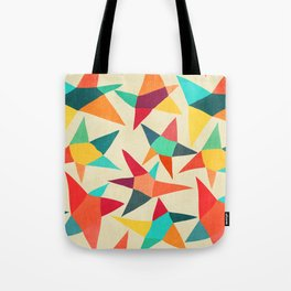 Dancing Stars Tote Bag