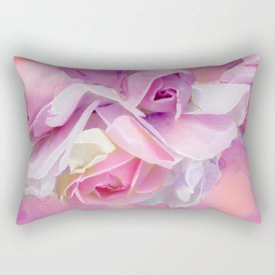 Romantic rose(12) Rectangular Pillow
