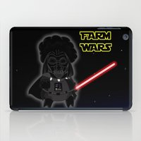 darth iPad Cases featuring Darth by Afro Pig