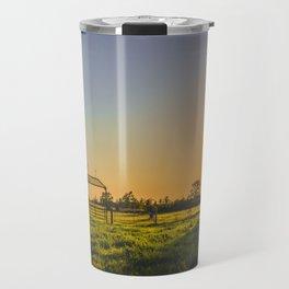 Alta Cemetery, North Dakota 3 Travel Mug