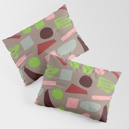 Create Your Journey Pillow Sham
