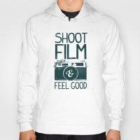 film Hoodies featuring Shoot Film by Victor Vercesi