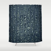 egypt Shower Curtains featuring Egypt by Zeno Photography