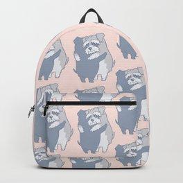 Schnauzer  Hugs Backpack