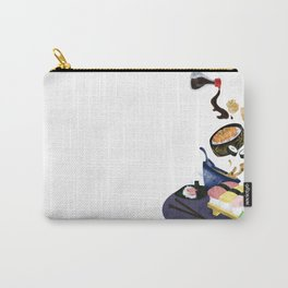 Food of Japan Carry-All Pouch