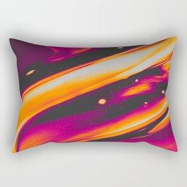 LET IT PASS Rectangular Pillow
