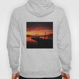 Sunset on the Bay Hoody