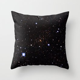 Hubble Space Telescope - Galaxy Cluster CL0024+1654 (2003) Throw Pillow