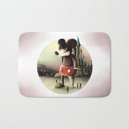 Mickey's Kingdom Bath Mat