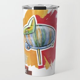 Rat Horoscope Travel Mug