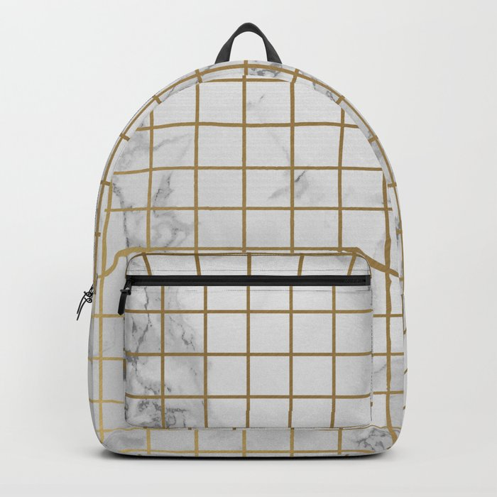 Marble #12 Backpack