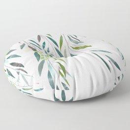 Eucalyptus Drop  Floor Pillow