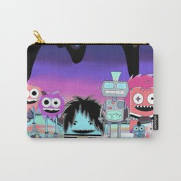 Wondrous & Whimzical Places: Characters Carry-All Pouch