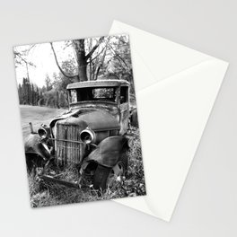 Old Truck Stationery Cards