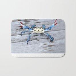New Orleans Bayou Crab Bath Mat