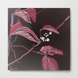 Autumn Memory Metal Print