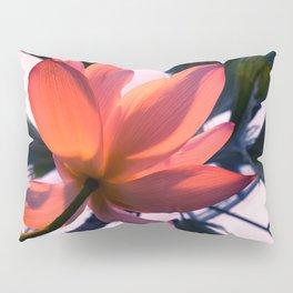 Big flower Pillow Sham