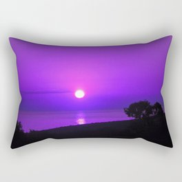 Dawn in the South eighth Rectangular Pillow