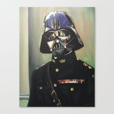 Colonel Vader Canvas Print