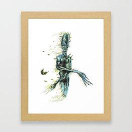 Spirit of Nostalgia Framed Art Print