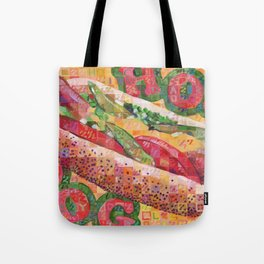 Hot Dog (Chicago Style) Tote Bag