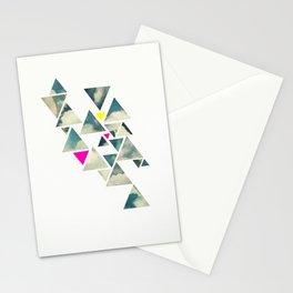 Shattered Sky Stationery Cards
