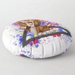 Just Add Water Floor Pillow
