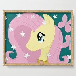 Fluttershy Serving Tray
