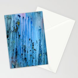 Blue Cave Stationery Cards