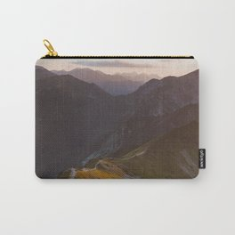 Before sunset - Landscape and Nature Photography Carry-All Pouch