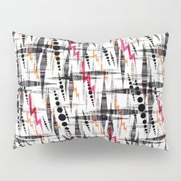 Stylish geometry. Pillow Sham