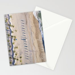 Fort Lauderdale from aerial point of view Stationery Cards