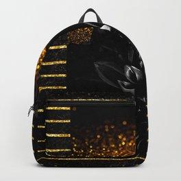 Black Nature Backpack