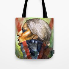 LadyGaga for V Tote Bag