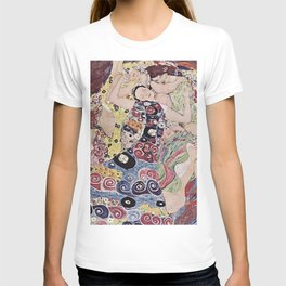 THE VIRGINS - GUSTAV KLIMT T-shirt